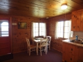 Tuscarora Cabin 2 Dining Area