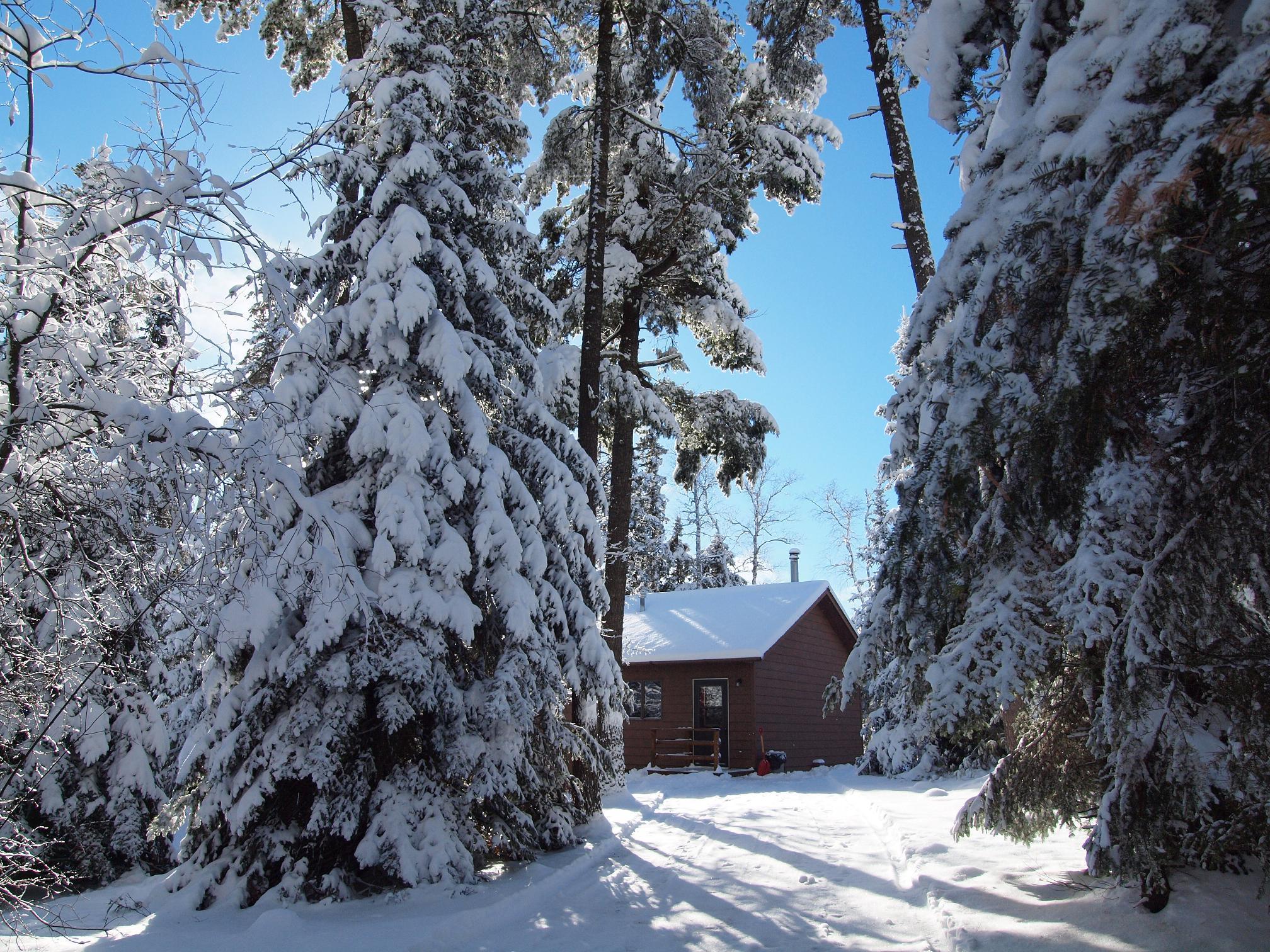 Tuscarora Lodge Gunflint Trail Housekeeping Cabins Year-round