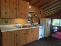 Cabin 4 Kitchen