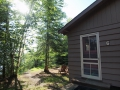 Cabin 6 Front Door