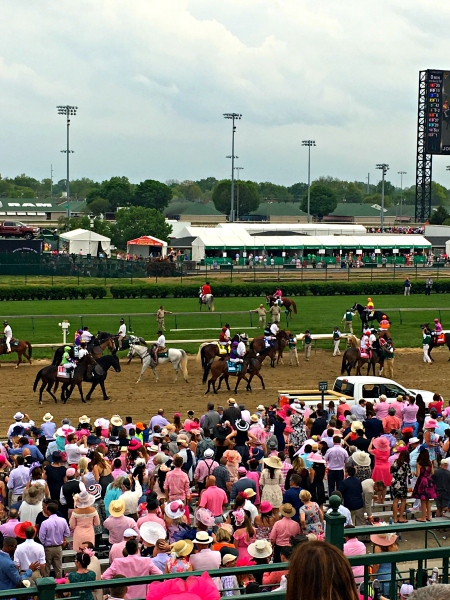 Kentucky Oaks 2018